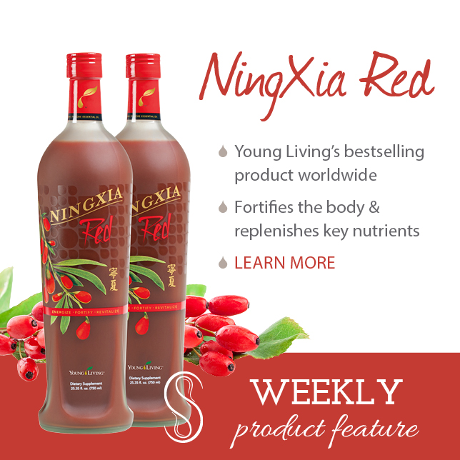 NingXia Red Feature | Simply Serendipity Oils