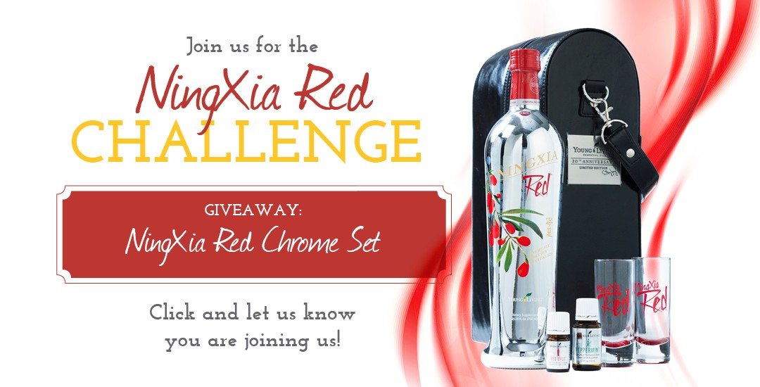 Ningxia Red Challenge Shoutout!