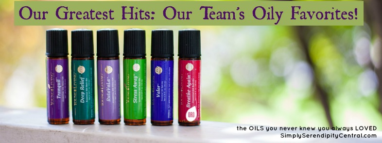 Young Living Favorites | Simply Serendipity