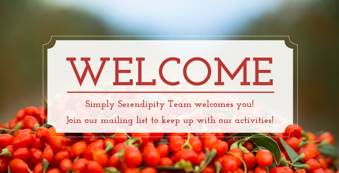Welcome to Simply Serendipity Central