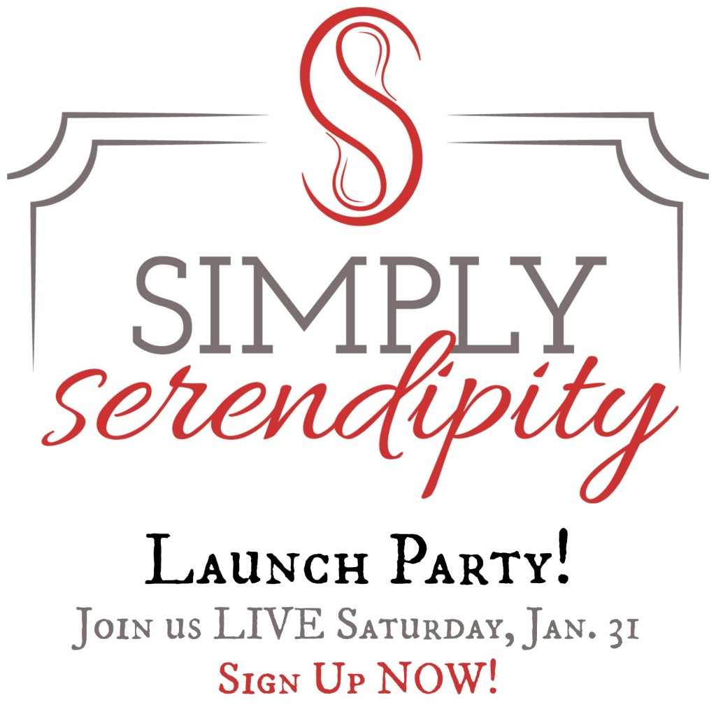 Simply Serendipity Launch Party