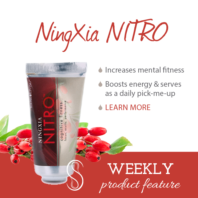 Product Feature: NingXia Nitro by Laura