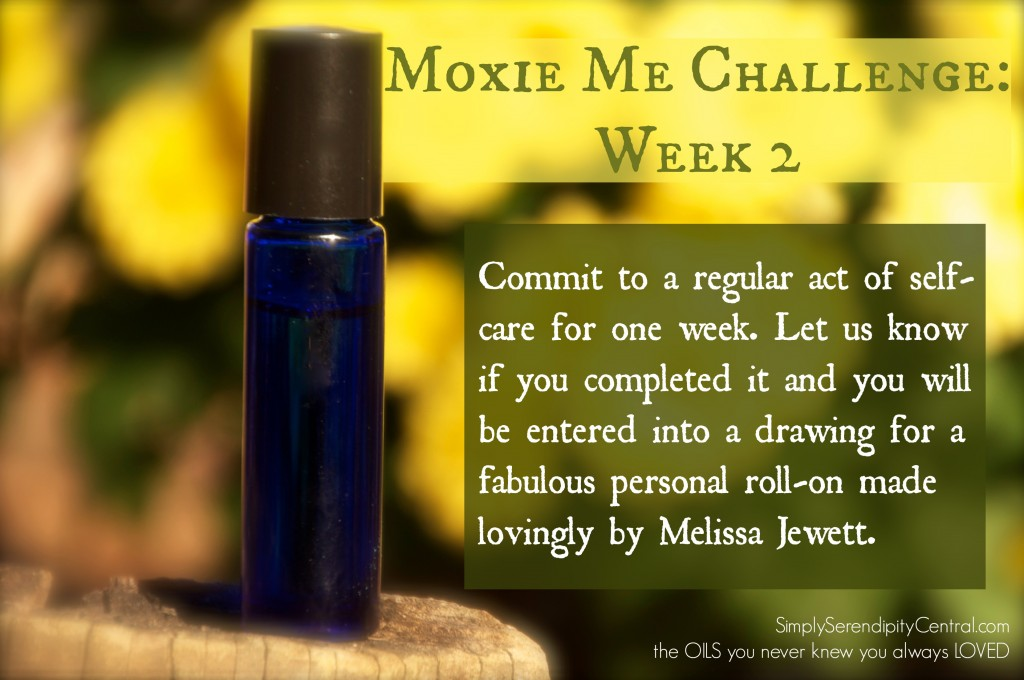 Moxie Me Challenge | Simply Serendipity Oils