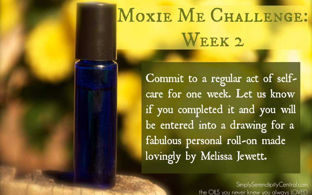Moxie Me Giveaway: Week Two