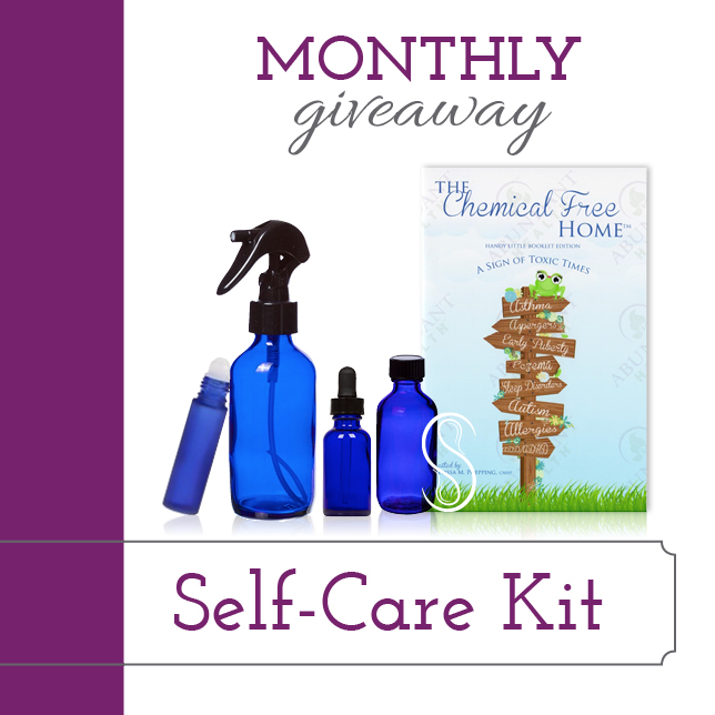 February Challenge Giveaway | Simply Serendipity