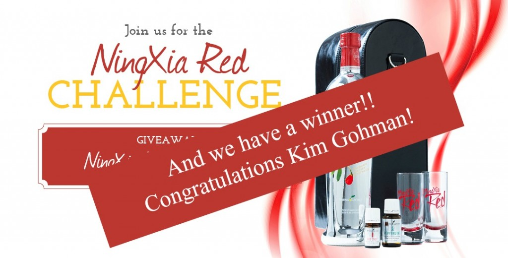 NingXia Red Challenge-winner