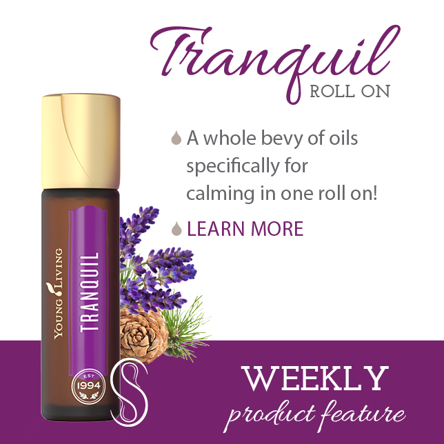 Product Feature Tranquil Young Living Essential Oils