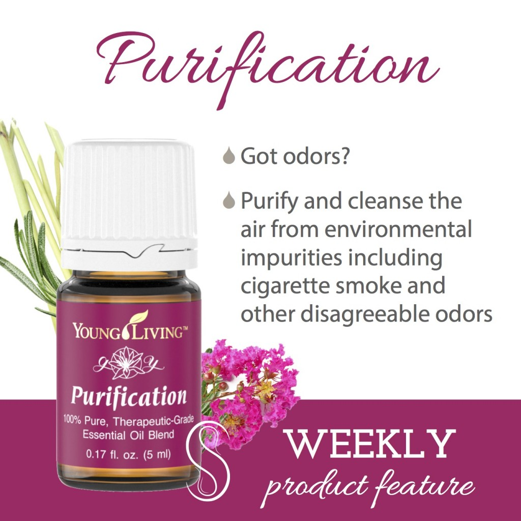 Young Living Purification Essential Oils
