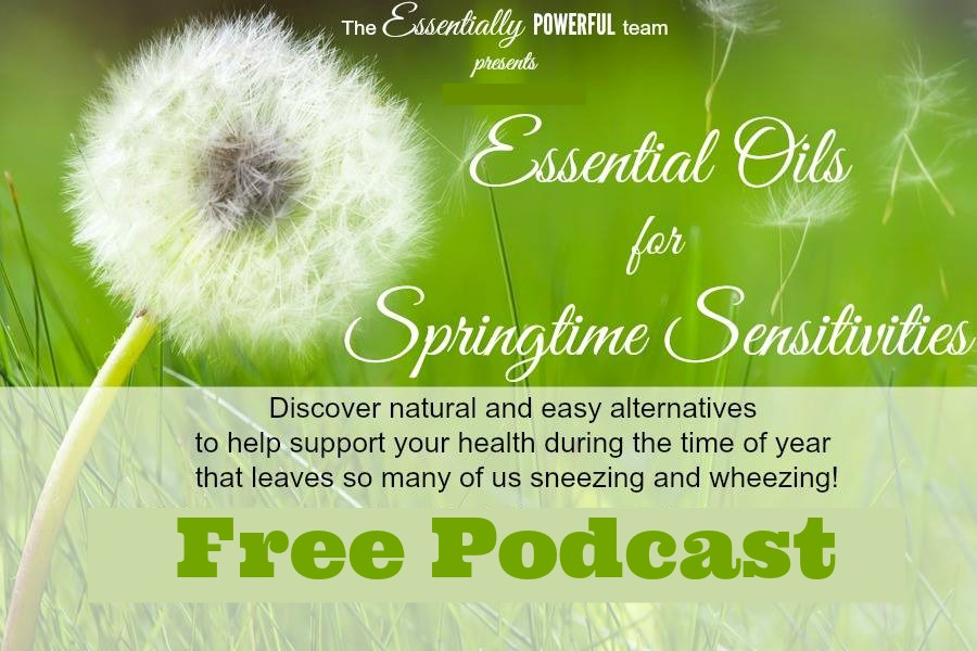 Young Living and Seasonal Sensitivities
