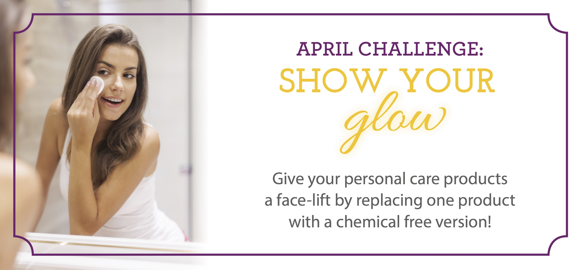 Young Living Challenge | Simply Serendipity