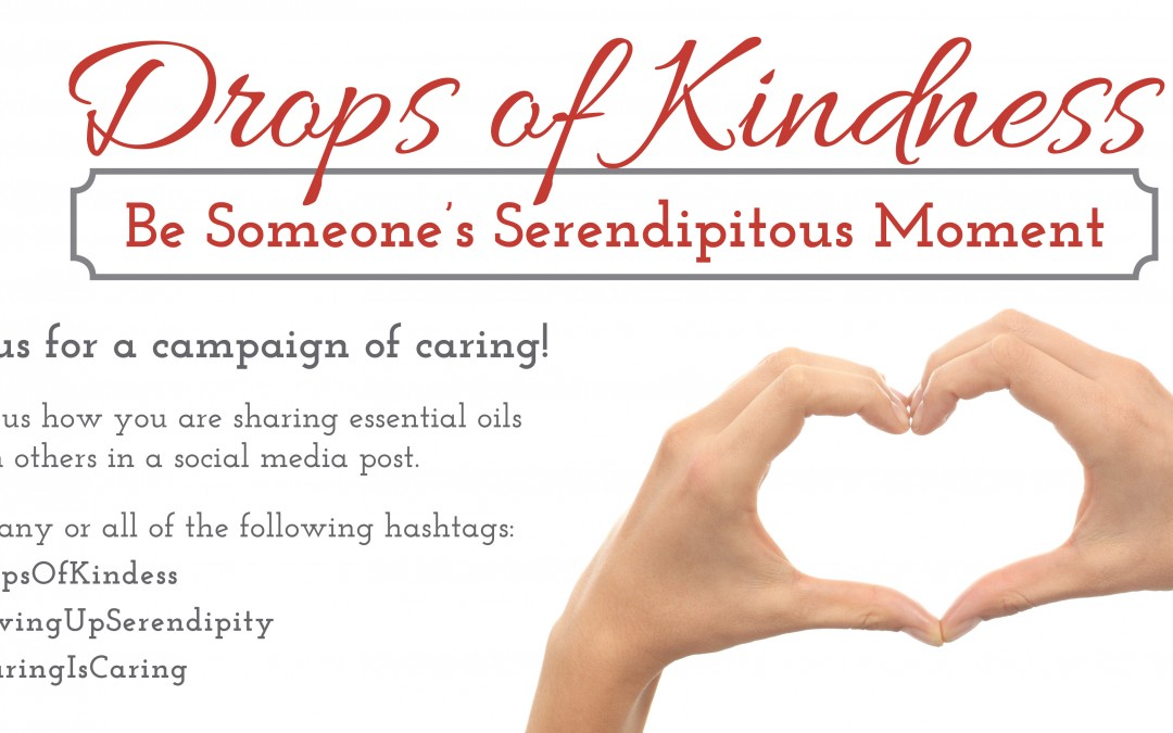 September Challenge: #DropsOfKindness