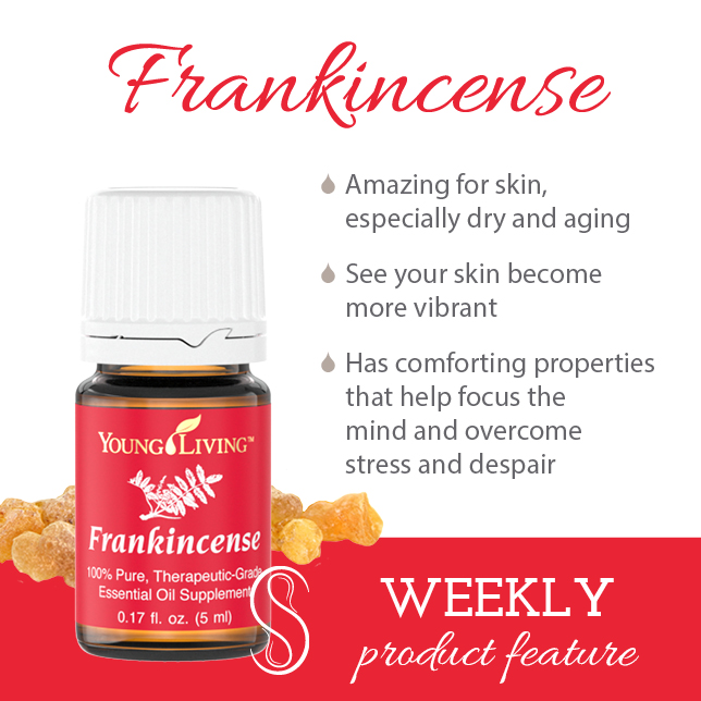 Product Feature: Frankincense with Melissa J.