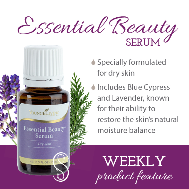 Product Feature: Essential Beauty Serum with Lynn