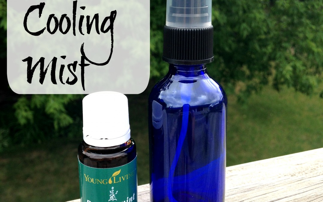 #DIY: Summer Cooling Spray