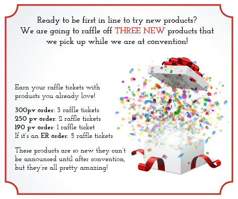 Product Raffle | Young Living giveaway