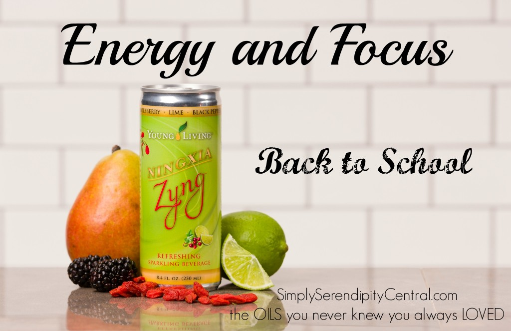 Energy AND Focus Banner