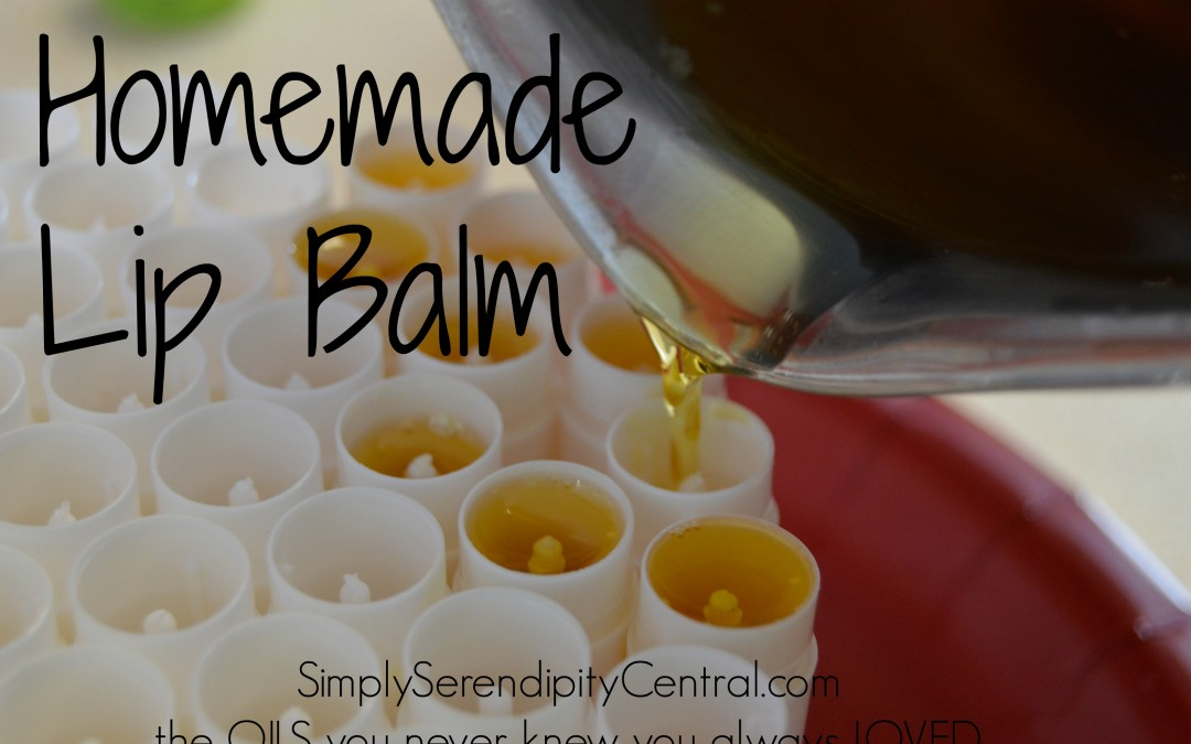#DIY: Tracy's Lip Balm
