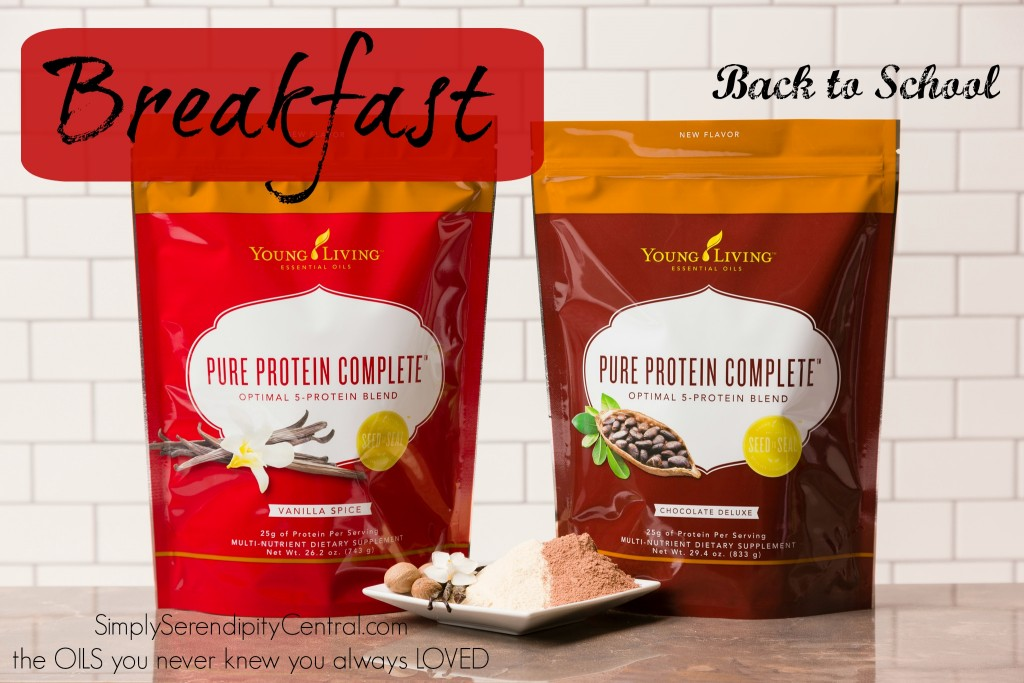 Pure Protein Complete Banner