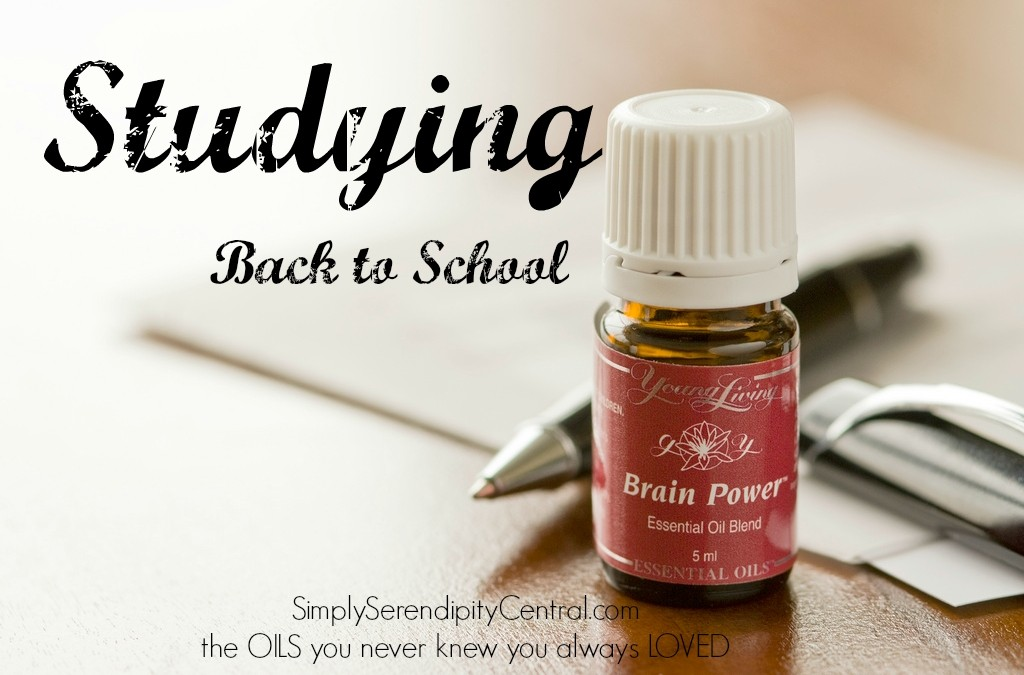 Back  to School Post #7: Studying