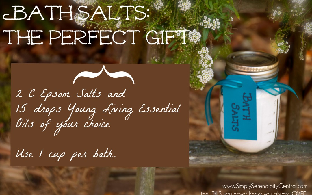 #DIYRecipe: Bath Salts