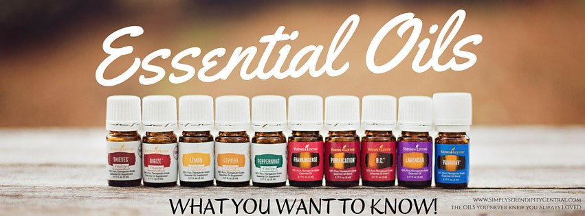 All You Ever Wanted to Know About Essential Oils but were Afraid to Ask