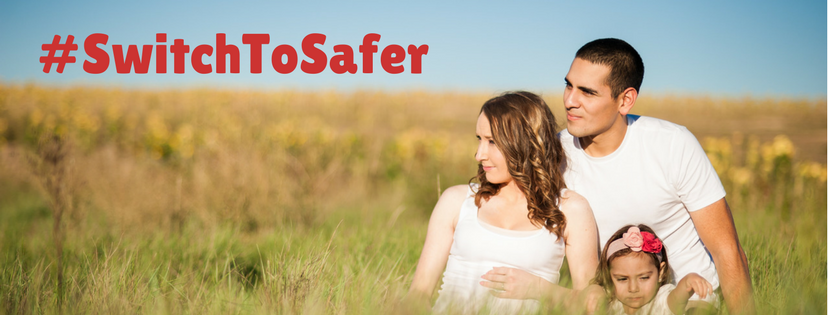 #SwitchToSafer Products in Your Home