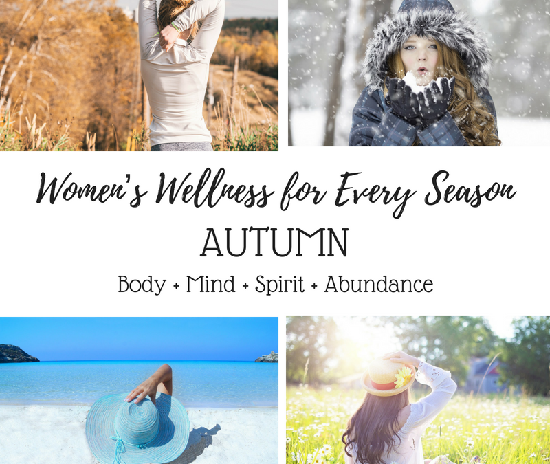 Women's Wellness: Autumn